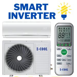 E-Cool 24000btu Inverter